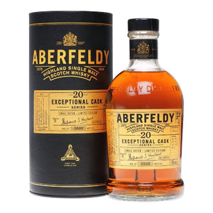 Aberfeldy 20 Year Old Exceptional Cask Series 70cl | 43%