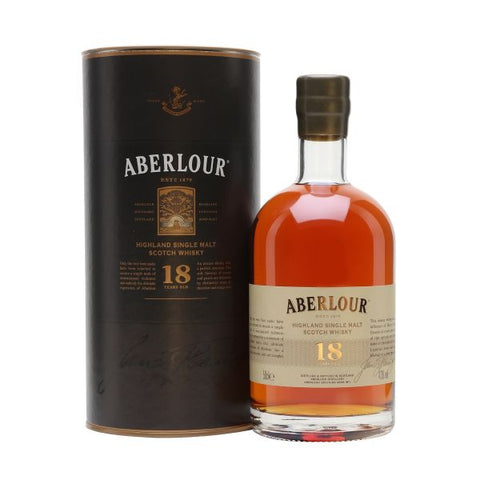 Aberlour 18 Year Old 50cl | 43%