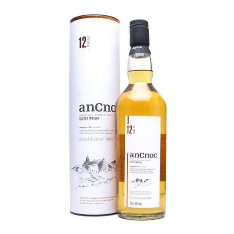 AnCnoc 12 Year Old 70cl | 40%