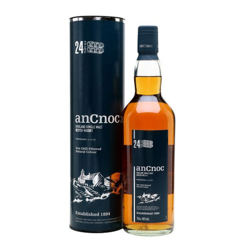 AnCnoc 24 Year Old 70cl | 46%