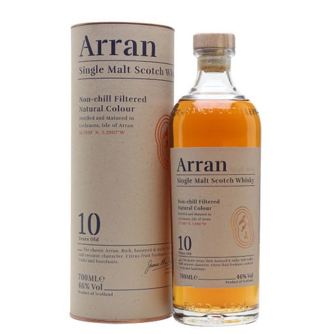 Arran 10 Year Old 70cl | 46%