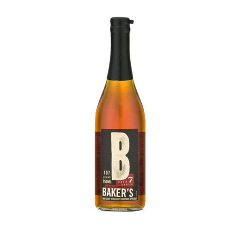 Baker's 7 Year Old 70cl | 53.5%