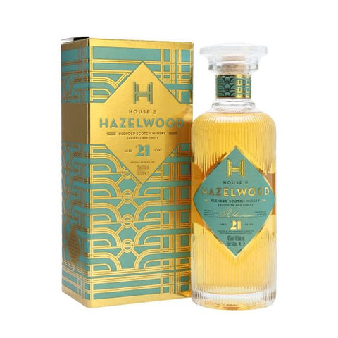 House of Hazelwood 21 Year Old 50cl | 40%