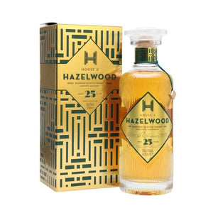 House of Hazelwood 25 Year Old 50cl | 40%