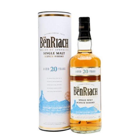 Benriach 20 Year Old 70cl | 43%