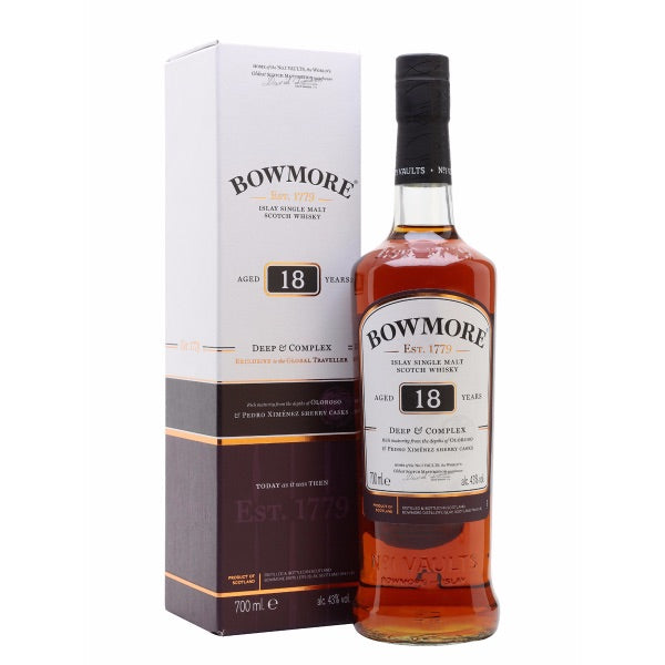 Bowmore 18 Year Old 70cl | 43%