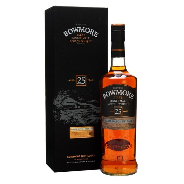 Bowmore 25 Years Old 70cl | 43%