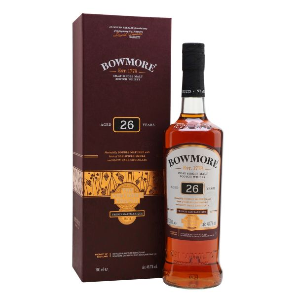 Bowmore 26 Year Old Wine Cask 70cl | 48.7%