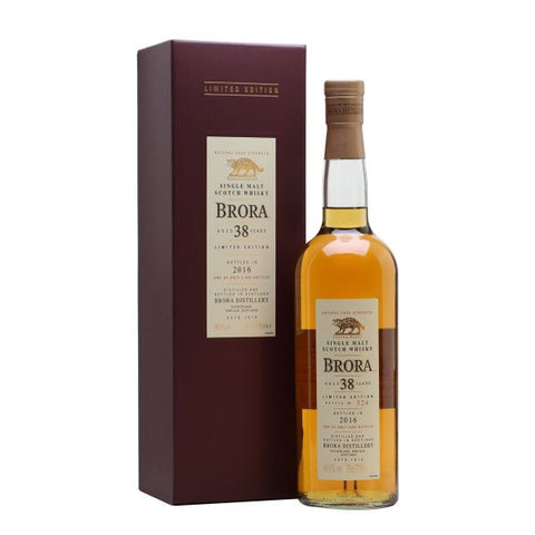 Brora 38 Year Old 70cl | 48.6%