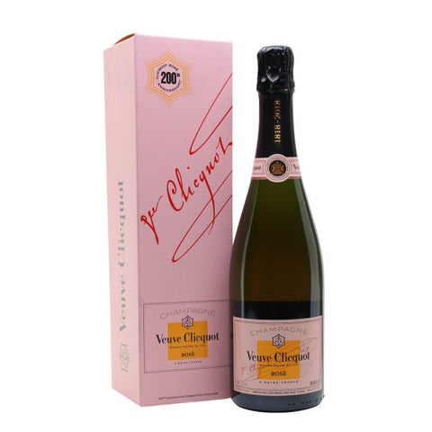 Veuve Clicquot Rose 75cl | 12.5%