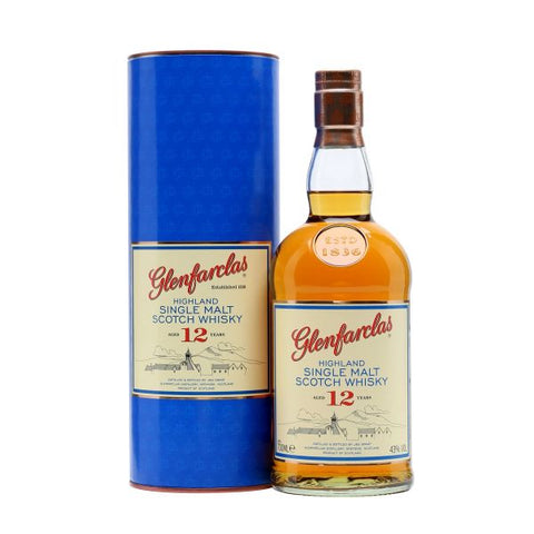 Glenfarclas 12 Year Old 70cl | 43%