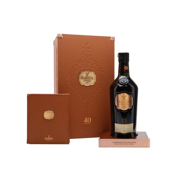 Glenfiddich 40 Year Old 70cl | 48%