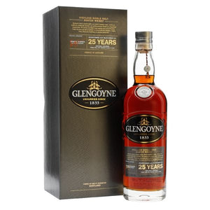 Glengoyne 25 Year Old Sherry Cask 70cl | 48%