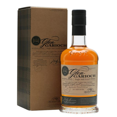 Glen Garioch 12 Year Old 70cl | 40%