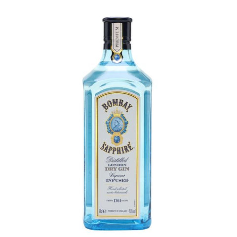 Bombay Sapphire Gin 70cl | 40%