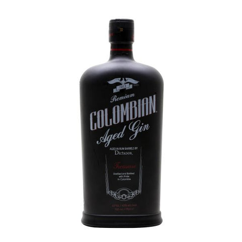 Dictador Colombian Aged Dry Gin Treasure 70cl | 43%
