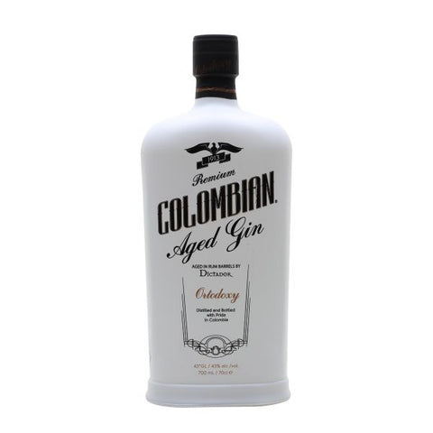 Dictador Colombian Age White Dry Gin Ortodoxy 70cl | 43%