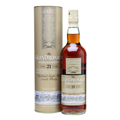 Glendronach 21 Year Old Parliament 70cl | 48%