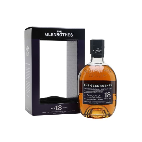 Glenrothes 18 Year Old 70cl | 43%