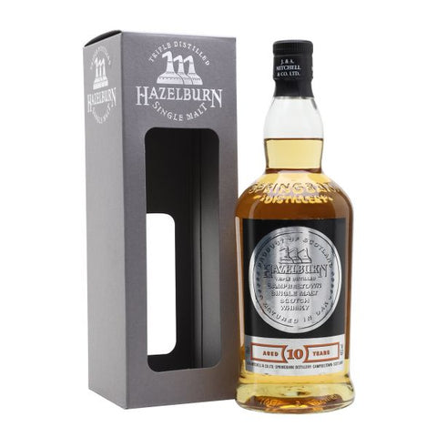 Hazelburn 10 Year Old 70cl | 46%