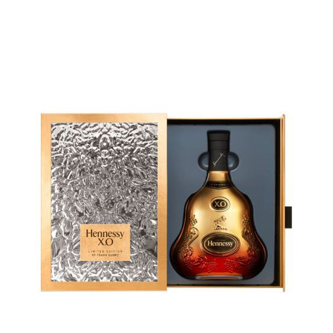 Hennessy X.O Frank Gehry Limited Edition 70cl | 40%