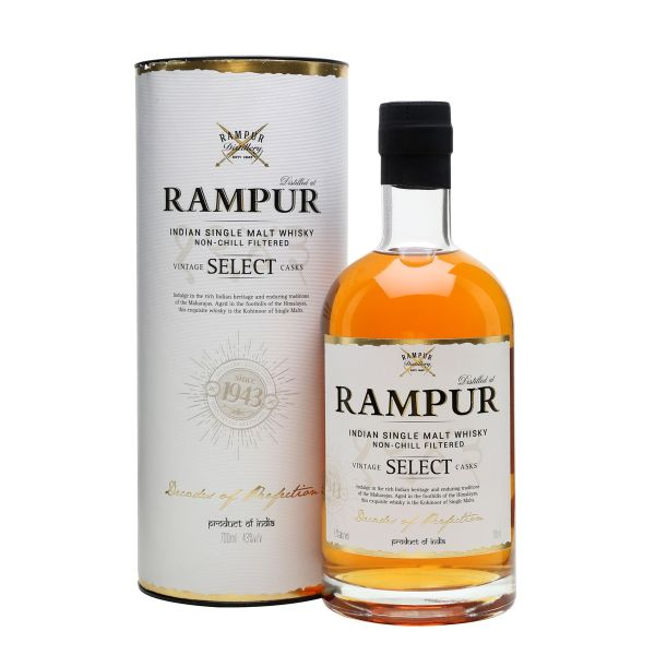Rampur Select 70cl | 43%