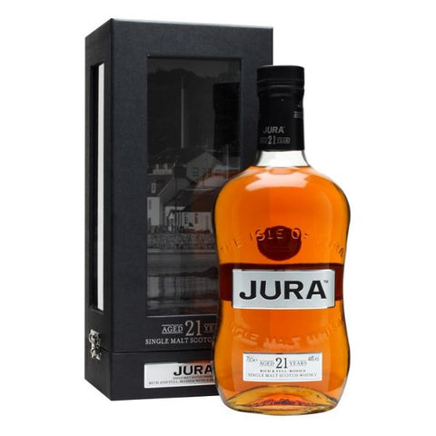 Isle of Jura 21 Year Old 70cl | 44%