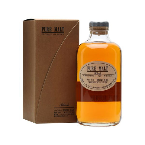 Nikka Pure Malt Black 70cl | 43%