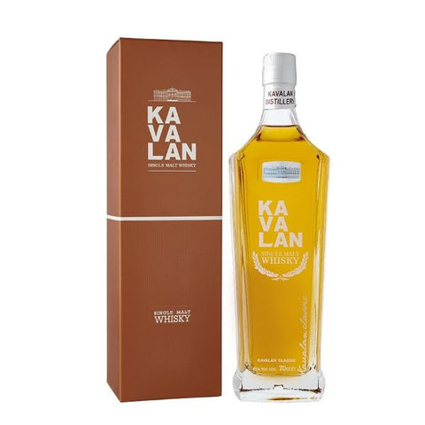 Kavalan Classic Single Malt 70cl | 40%