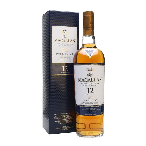 The Macallan 12 Year Old Double Cask 70cl | 40% x 6 Bottles