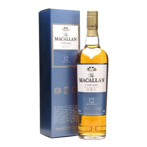 The Macallan 12 Year Old Fine Oak 70cl | 40%