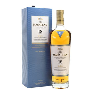 Macallan 18 Year Old Triple Cask 2019 Release 70cl | 43%