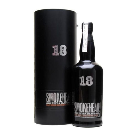 Smokehead 18 Year Old 70cl | 46%