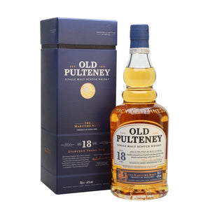 Old Pulteney 18 Year Old 70cl | 46%