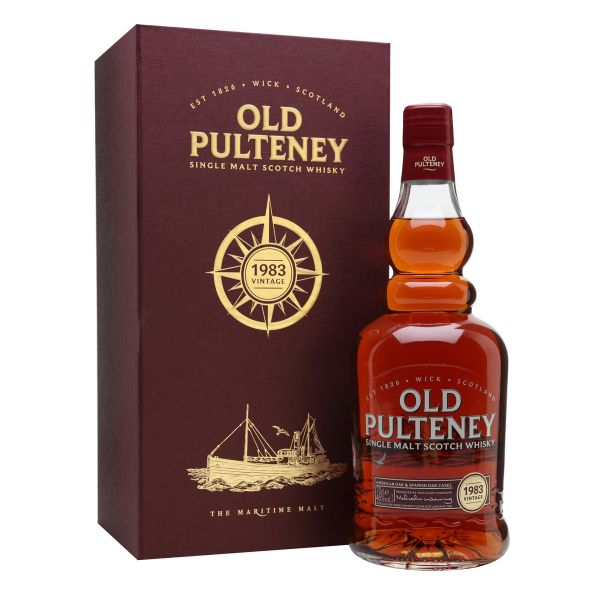 Old Pulteney 1983 70cl | 46%