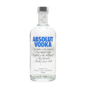 Absolut Vodka 75cl | 40%