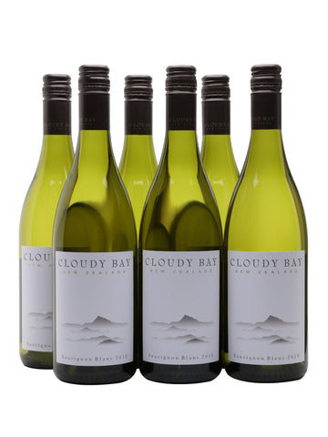 Cloudy Bay Sauvignon Blanc 2018 6 bottles 450cl | 13%