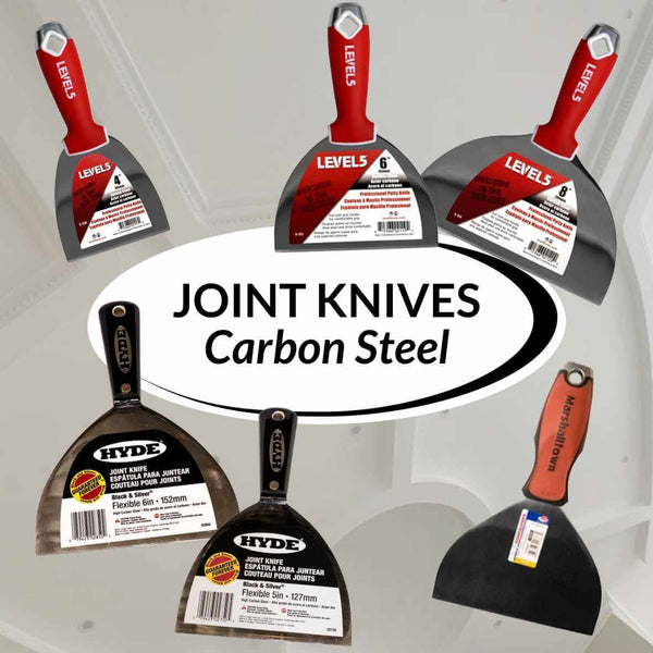 Joint Knives - Carbon Steel