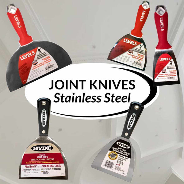 Joint Knives - Stainless Steel