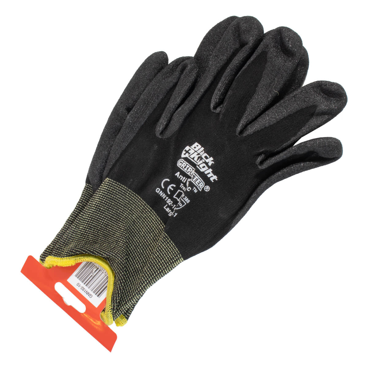Gloves Synthetic Coated Gripmaster Large MaxiSafe