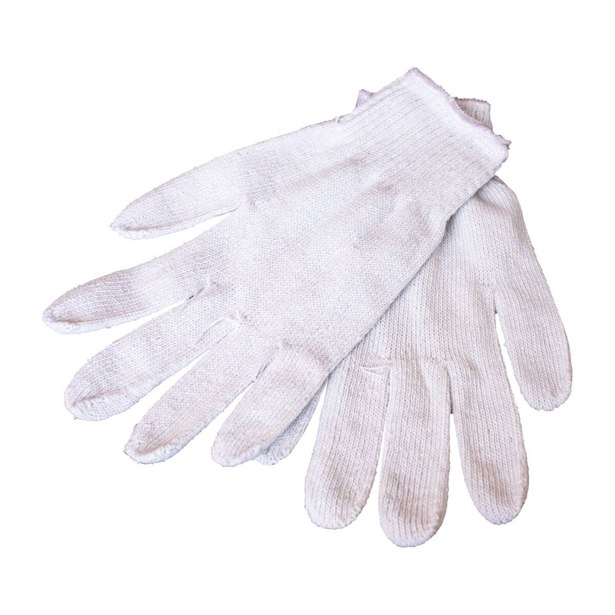 Gloves Poly/Cotton Knited Large MaxiSafe