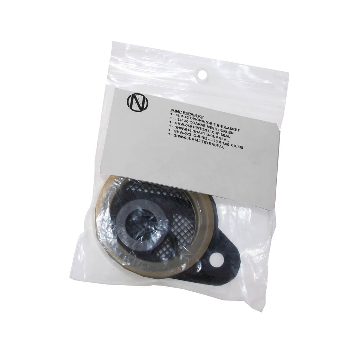 Loading Pump Repair Kit NorthStar