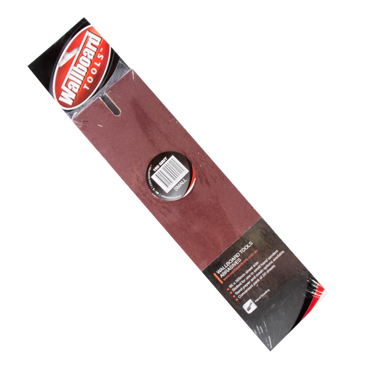 Sanding Paper 180 Grit (Small)
