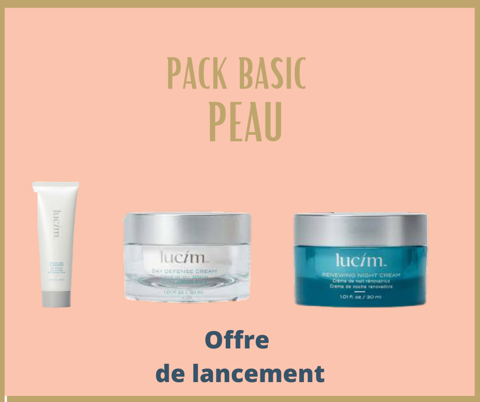 Pack Basic Peau