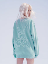 Load image into Gallery viewer, VISUS LOGO CREWNECK • MINT