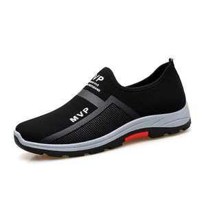Summer Mesh Men Shoes Lightweight Sneakers Men Breathable Casual Shoes