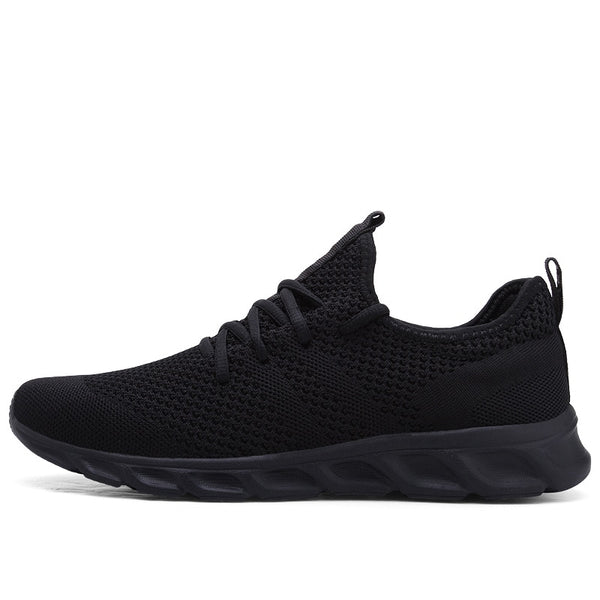 Men's Light Sneakers Breathable Jogging Shoes