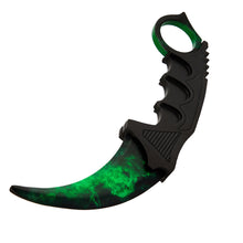 Load image into Gallery viewer, Karambit Gamma Doppler | wooden training knife replica
