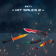 "Load image into Gallery viewer, Set of knives ""Hit sales 2"" Free gifts!"