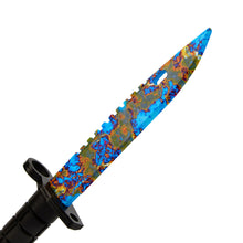 Load image into Gallery viewer, Bayonet M9 Case hardened | wooden training knife replica